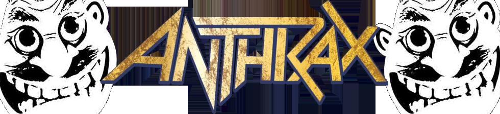 Shop Licensed Anthrax Merchandise | VolatileMerch.com