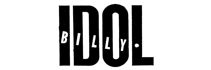 Shop Licensed Billy Idol T-shirts and merchandise | VolatileMerch.com