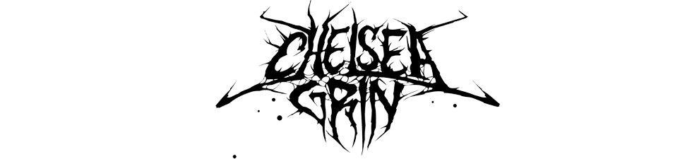 Shop Licensed Chelsea Grin T-shirts | VolatileMerch.com