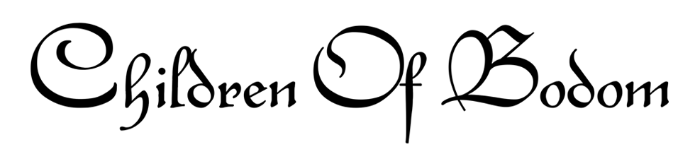 Shop Licensed Children of Bodom t-shirts | VolatileMerch.com