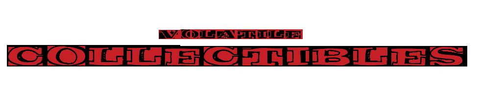 Shop Licensed Collectibles ! | VolatileMerch.com