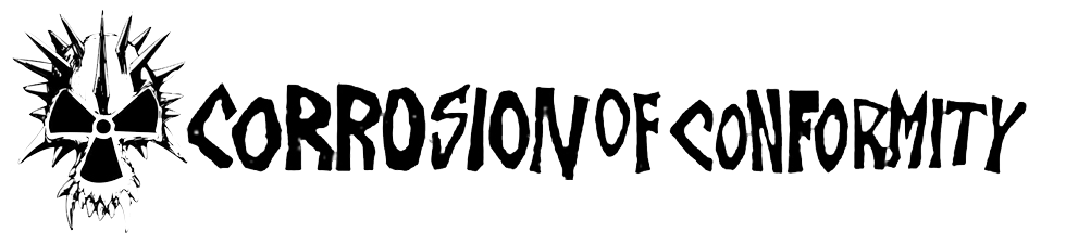 Shop Licensed Corrosion of Conformity | COC | T-shirts and merchandise | VoaltileMerch.com