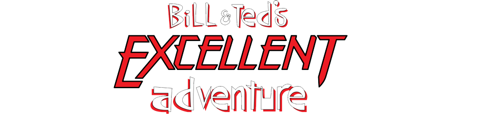Shop Licensed Bill and Ted's Excellent Adventure T-shirts | VolatileMerch.com