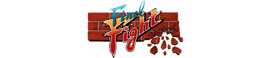 Shop Licensed Final Fight t-shirts | VolatileMerch.com