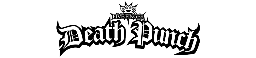 Shop Licensed Five Finger Death Punch | 5FDP | T-shirts | VolatileMerch.com