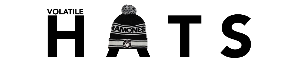 Shop Licensed Hats | VolatileMerch.com