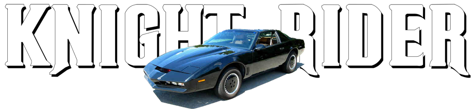 Shop Licensed Knight Rider T-shirts | VolatileMerch.com