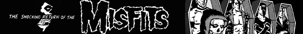 Shop Licensed Misfits t-shirts | VolatileMerch.com