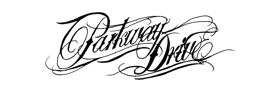 Shop Licensed Parkway Drive t-shirts | VolatileMerch.com
