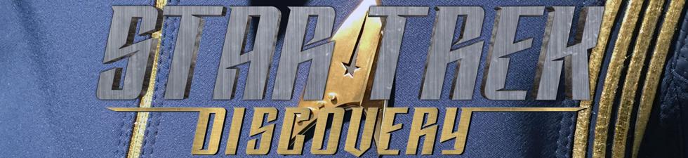 Shop Licensed Star Trek Discovery merchandise | VolatileMerch.com