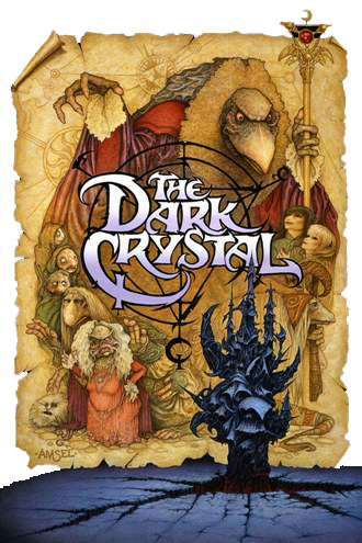 Shop Licensed The Dark Crystal Merchandise | VolatileMerch.com