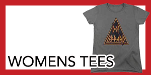 Shop Licensed Womens Tees | VolatileMerch.com